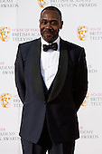 London, UK. 8 May 2016. Lenny Henry. Red carpet  celebrity arrivals for the House Of Fraser British Academy Television Awards at the Royal Festival Hall.
