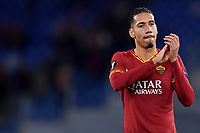 Chris Smalling of AS Roma <br /> Roma 20-02-2020 Stadio Olimpico <br /> Football Europa League 2019/2020 Round of 32 first leg <br /> AS Roma -  Kaa Gent <br /> Photo Andrea Staccioli / Insidefoto