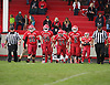 Coquille-Lost River Varsity Football  2A Playoffs