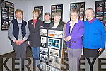 Cahersiveen Active Retired with some of the photographs from their Exhibition Past & Present which will run in The Community Centre Cahersiveen until mid January, pictured l-r; Mary Annie Quill, Bettie Kelly, Ann Casey, Michael Molloy, Mary Daly & Rose Dennehy.