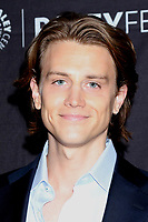 """LOS ANGELES - SEP 7:  Alex Saxon at the PaleyFest Fall TV Preview - """"Nancy Drew"""" at the Paley Center for Media on September 7, 2019 in Beverly Hills, CA"""