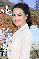 BEVERLY HILLS, CA - JULY 27: Bailee Madison at the Hallmark Channel and Hallmark Movies and Mysteries Summer 2016 TCA press tour event on July 27, 2016 in Beverly Hills, California. Credit: David Edwards/MediaPunch