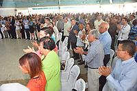 Los principales dirigentes del Partido Revolucionario Moderno (PRM) exigen este jueves la cancelaci&oacute;n de las operaciones de Odebrecht y una auditor&iacute;a a las plantas de Punta Catalina.<br /> Foto: &copy; Edgar Hern&aacute;ndez<br /> Fecha:08/06/2017