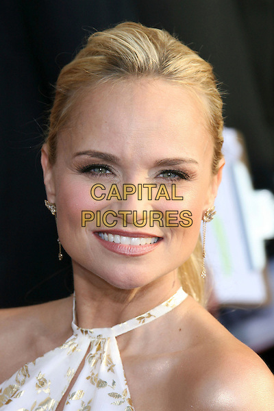 KRISTEN CHENOWITH.12th Annual Screen Actors Guild Awards (SAG) held at the Shrine Auditorium, Los Angeles, California, USA..January 29th, 2006.Photo: Zach Lipp/AdMedia/Capital Pictures.Ref: ZL/ADM.headshot portrait.ww.capitalpictures.com.sales@capitalpictures.com.© Capital Pictures.