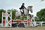 Class 1. British showjumping seniors. Brook Farm training centre. Essex. 13/05/2018. ~ MANDATORY Credit Garry Bowden/Sportinpictures - NO UNAUTHORISED USE - 07837 394578