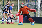 Welsh Youth Hockey Cup Final U13 Girls<br /> Whitchurch v Dysynni<br /> Swansea University<br /> 06.05.17<br /> &copy;Steve Pope - Sportingwales