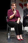 "President West´s syndrome fundation, Nuria Pombo at ""Yo me bajo en la próxima, ¿y usted?"" presentation in Fernán Gómez Theater, Madrid, Spain, September 14, 2015. <br /> (ALTERPHOTOS/BorjaB.Hojas)"
