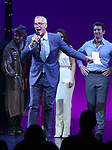 Director Jerry Mitchell with cast during the Curtain Call for the Garry Marshall Tribute Performance of 'Pretty Woman:The Musical' at the Nederlander Theatre on August 2, 2018 in New York City.