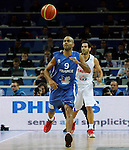 French national basketball team player Tony Parker during final Eurobasket 2011 game between Spain and France in Kaunas, Lithuania, Sunday, September 18, 2011. (photo: Pedja Milosavljevic)