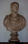 Claudius 1st c Roman Uffizi Gallery Florence