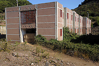 Gorgona-Il carcere vecchio.The prison.