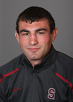 STANFORD, CA - OCTOBER 7:  Zack Giesen of the Stanford Cardinal during wrestling picture day on October 7, 2009 in Stanford, California.