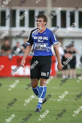 2007-07-28 / Voetbal / FC Rupel Boom / Tom Mewis
