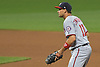 Ryan Zimmerman #11, Washington Nationals first baseman, plays the field during a Major League Baseball game against the New York Mets at Citi Field in Flushing, NY on Friday, June 16, 2017.