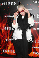 LOS ANGELES, CA - OCTOBER 25: Lori Petty at  the screening of Sony Pictures Releasing's 'Inferno' held at the DGA Theater on October 25, 2016 in Los Angeles, California. Credit: David Edwards/MediaPunch