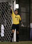 Justin Papadakis of Duke University on Tuesday September 27th, 2005 at Duke University's Koskinen Stadium in Durham, North Carolina. The Duke University Blue Devils defeated the Longwood University Lancers 3-1 during an NCAA Division I Men's Soccer game.
