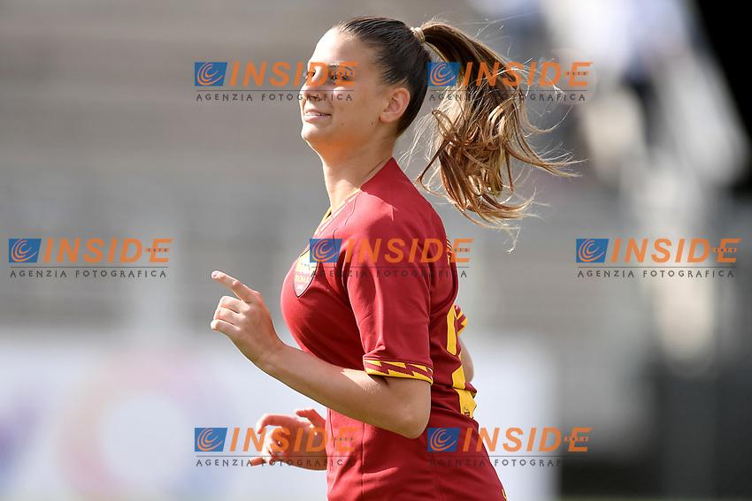 Heden Corrado of AS Roma <br /> Roma 8/9/2019 Stadio Tre Fontane <br /> Luisa Petrucci Trophy 2019<br /> AS Roma - Paris Saint Germain<br /> Photo Andrea Staccioli / Insidefoto