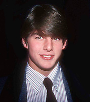 Tom Cruise 1982<br /> Photo By Adam Scull/PHOTOlink.net
