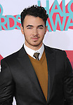 Kevin Jonas arriving to the 5th Annual TeenNick HALO Awards, Los Angeles, Ca. November 17, 2013.