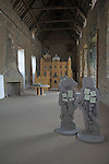 Stables and former Riding School, Bolsover Castle, Derbyshire, England