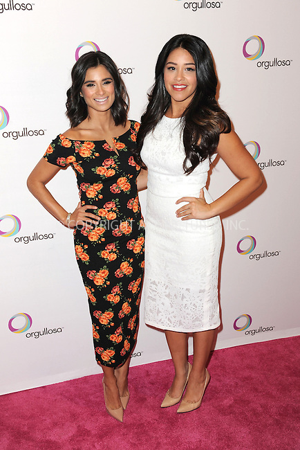 WWW.ACEPIXS.COM<br /> March 25, 2015 New York City<br /> <br /> Diane Guerrero and Gina Rodriguez attending P&amp;G Orgullosa program &quot;Nueva Latinas Living Fabulosa&quot; Forum at The TimesCenter March 25, 2015 in New York City.<br /> <br /> Please byline: Kristin Callahan/AcePictures<br /> <br /> ACEPIXS.COM<br /> <br /> Tel: (646) 769 0430<br /> e-mail: info@acepixs.com<br /> web: http://www.acepixs.com