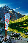 Morskie Oko, Tatry, Polska<br /> Morskie Oko, Tatra Mountains, Poland