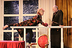 """As The World Turns Ellen Dolan & Charles E. Gerber (Tartuffe) star in Moliere's """"Tartuffe"""" from Jan. 13 to Jan 29 at the WorkShop Theatre, New York City, New York. Photos on costume were taken on January 9, 2011. (Photo by Sue Coflin/Max Photos)"""