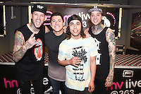 Pierce the Veil at hmv