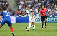 Harry Kane (Tottenham Hotspur) of England in action during the International Friendly match between France and England at Stade de France, Paris, France on 13 June 2017. Photo by David Horn/PRiME Media Images.