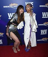 "Carol Alt and Lil Mama at WE tv Premiere of Season 12 for ""BRIDEZILLAS"""