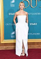 "13 February 2020 - Los Angeles, California - Lauren Lyle. ""Outlander"" Season 5 Los Angeles Premiere held at the Hollywood Palladium. Photo Credit: Birdie Thompson/AdMedia"