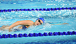 Lucy HOPE (SCO) in the womens 200m freestyle. Swimming finals. XXI Commonwealth games. Optus Aquatics Centre. Gold Coast 2018. Queensland. Australia. 05/04/2018. ~ MANDATORY CREDIT Garry Bowden/SIPPA - NO UNAUTHORISED USE - +44 7837 394578