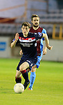 action from the Drogheda United V Longford Town match in united park, Drogheda<br /> Picture Fran Caffrey | Newsfile.ie