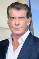 "Pierce Brosnan<br /> arriving for the ""Mama Mia! Here We Go Again"" World premiere at the Eventim Apollo, Hammersmith, London<br /> <br /> ©Ash Knotek  D3415  16/07/2018"