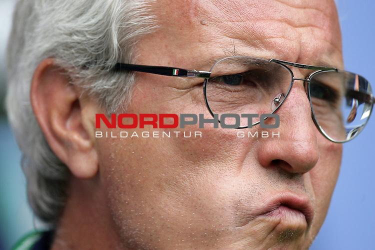 FIFA WM 2006 -  Gruppe E Vorrunde ( Group E )<br /> Play   #41 (22-Jun) - Tschechien - Italien<br /> <br /> Trainer Coach Marcello Lippi<br /> <br /> Foto &copy; nordphoto