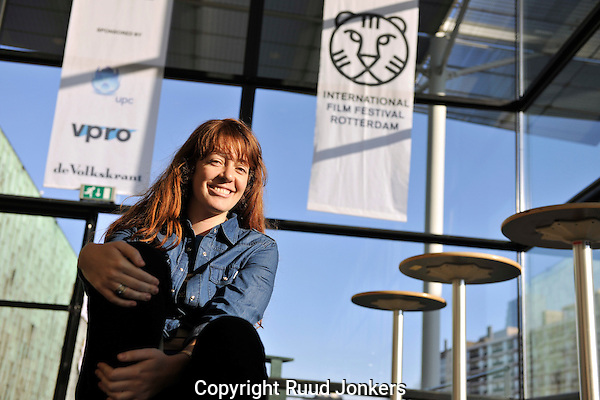 The Netherlands, Rotterdam, 27 January, 2011. .International Film Festival Rotterdam 2011. .Elisa Miller.Photo: RUUD JONKERS Copyright and ownership by photographer. FOR IFFR USE ONLY. Not to be (re-)distributed in any form. Copyright and ownership by photographer. FOR IFFR USE ONLY. Not to be (re-)distributed in any form.