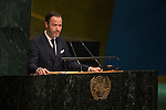 EU<br /> <br /> General Assembly Seventy-first session, 25th plenary meeting<br /> 1.  Organization of work, adoption of the agenda and allocation of items: Documentation for the election of the members of the International Law Commission: review of the list of candidates [item 7]<br /> 2.  Implementation of the resolutions of the United Nations [item 120] Revitalization of the work of the General Assembly [item 121]<br />      Joint debate