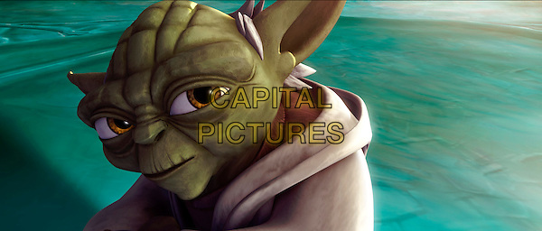 YODA (Tom Kane).in Star Wars: The Clone Wars.*Filmstill - Editorial Use Only*.CAP/FB.Supplied by Capital Pictures.