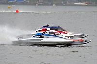 "Joe Sovie, E-8 ""Last Minute Again"", John Shaw, E-35 ""T M Special""   (5 Litre class hydroplane(s)"
