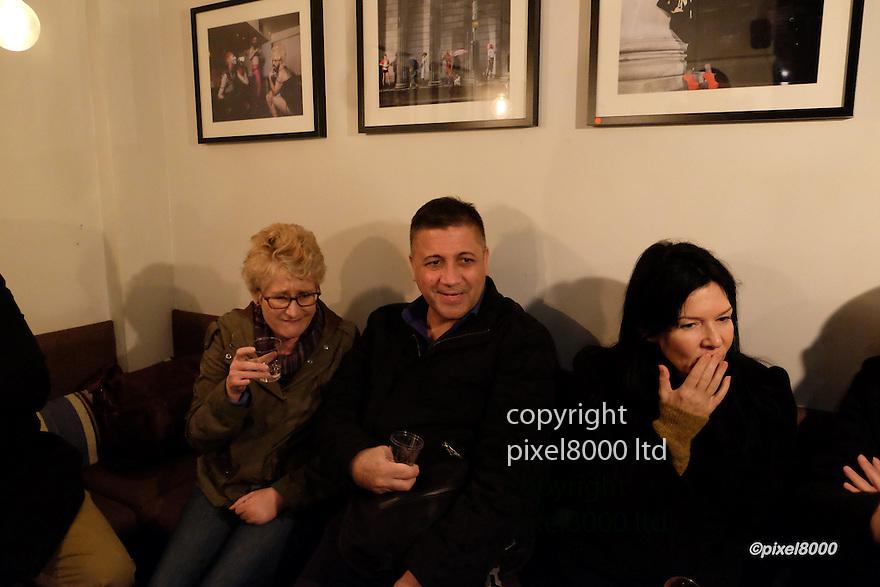 Ki Price Exhibition Milk Bar Soho<br /> <br /> &copy;gavin rodgers/ Pixel 8000 Ltd