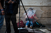 Unknown, Journalist.<br /> <br /> Rome, 01/05/2019. This year I will not go to a MayDay Parade, I will not photograph Red flags, trade unionists, activists, thousands of members of the public marching, celebrating, chanting, fighting, marking the International Worker's Day. This year, I decided to show some of the Workers I had the chance to meet and document while at Work. This Story is dedicated to all the people who work, to all the People who are struggling to find a job, to the underpaid, to the exploited, and to the people who work in slave conditions, another way is really possible, and it is not the usual meaningless slogan: MAKE MAYDAY EVERYDAY!<br /> <br /> Happy International Workers Day, long live MayDay!