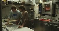 The Cakemaker (2017)   <br /> Tim Kalkhof, Sarah Adler<br /> *Filmstill - Editorial Use Only*<br /> CAP/FB<br /> Image supplied by Capital Pictures