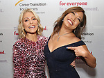 Kelly Ripa and Carrie Ann Inaba attends the Career Transition for Dancers on November 1, 2017 at The Marriott Marquis in New York City.