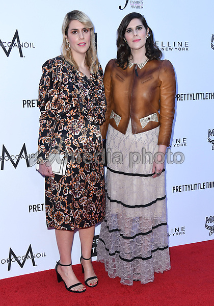 08 April 2018 - Beverly Hills, California - Kate Mulleavy, Laura Mulleavy. The Daily Front Row's 4th Annual Fashion Los Angeles Awards held at The Beverly Hills Hotel. Photo Credit: Birdie Thompson/AdMedia