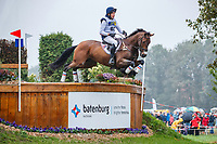 USA-Michael Flynn rides Wizzerd during the Cross Country for the CCIO4*-L FEI Nations Cup Eventing. 2019 Military Boekelo-Enschede International Horse Trials. Saturday 12 October. Copyright Photo: Libby Law Photography