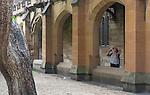 Historic Quadrant Building at Sydney University, NSW, Australia