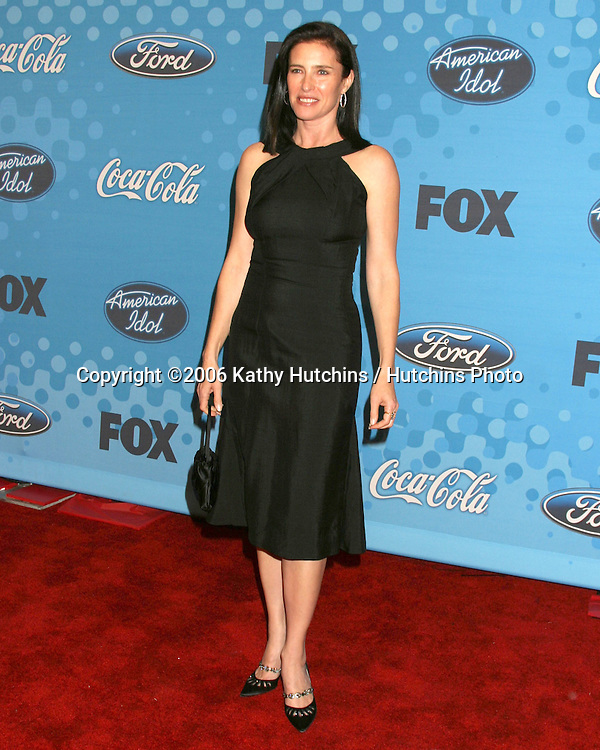 Mimi Rogers.American Idol Top 12 Party .Astra West Resturant.W Hollywood, CA.March 9, 2006.©2006 Kathy Hutchins / Hutchins Photo....