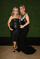 7 January 2018 -  Beverly Hills, California - Rachael Harris, Cheryl Hines, 75th Annual Golden Globe Awards_Roaming held at The Beverly Hilton Hotel. <br /> CAP/ADM/FS<br /> &copy;FS/ADM/Capital Pictures