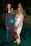 """UNIVERSAL CITY, CA. - August 14: Actor Oscar Nunez and family attend a """"Green"""" Gala hosted by Governor Arnold Schwarzenegger at Universal Studios on August 14, 2008 in Universal City, California."""