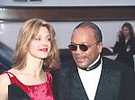 Quincy Jones and Natasja Kinsky 1995....